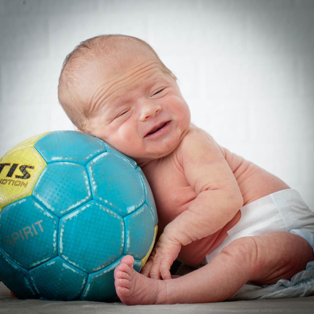Newborn Foto Shooting in Mönchengladbach