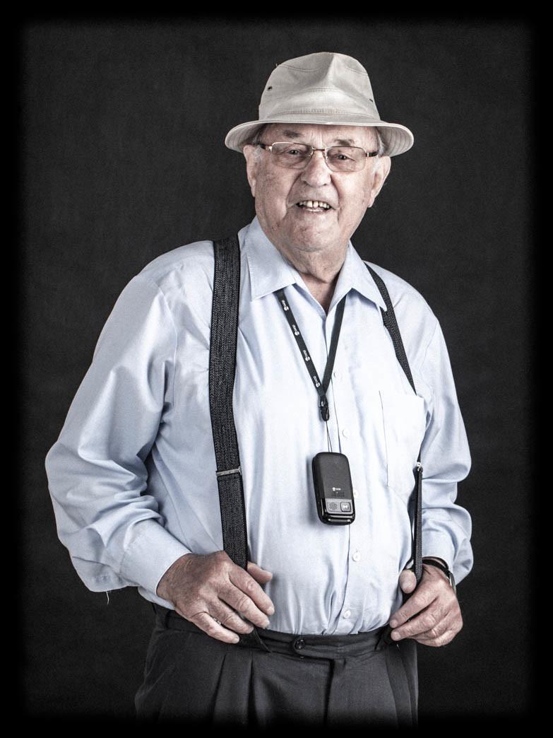 Seniorenportraits vom Fotostudio in Mönchengladbach